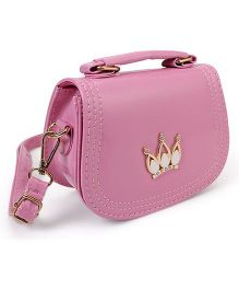 The Eed Pretty & Stylish Sling Bag - Pink