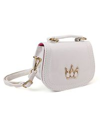 The Eed Pretty & Stylish Sling Bag - White