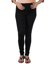 MomTobe Maternity Leggings - Black