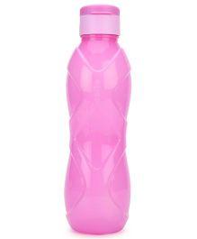 Cello Homeware Rugby Sipper Flip Open Water Bottle Pink - 1000 ml