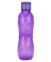 Cello Homeware Rugby Sipper Flip Open Water Bottle Purple - 1000 ml