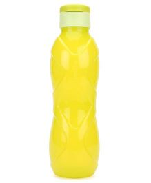 Cello Homeware Rugby Sipper Flap Open Water Bottle Yellow - 1000 ml