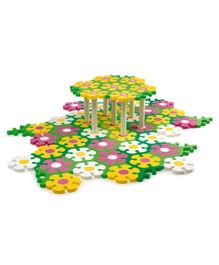 Tessell Flower Puzzle Set - Multicolor