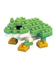X-BLOCK The Japanese Tree Building Blocks Green - 70 To 200 Pieces