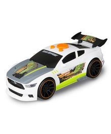 Road Rippers Skidders Ford Mustang Car Toy - White
