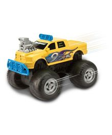 Road Rippers Motorized Tough Truck Toy - Yellow