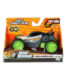 Road Rippers Mini Chameleon Car Toy - Green