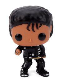 Funko Pop Rocks Michael Jackson Figure - Height 6 Inches