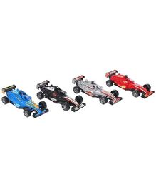 Classic - Speed Set of 4 Cars
