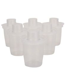 Tommee Tippee Milk Powder Dispenser - Pack Of 6