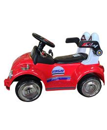HLX NMC Battery Operated Fun Car - Red