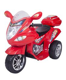 HLX NMC Battery Operated Fun Bike - Red