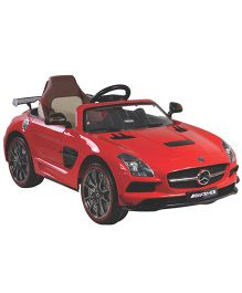 HLX NMC Battery Operated Mercedes benz Amg Car - Red