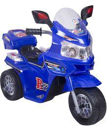 HLX NMC Battery Operated Sports Bike - Blue