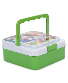 Disney Mickey Mouse Tintin Lunch Box - Green
