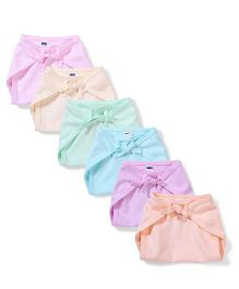 Simply Nappies Set of 6 - Multicolour