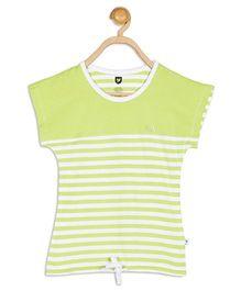 612 League Short Sleeves Top - Green
