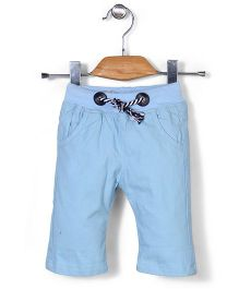 Little Star Casual Pants - Blue