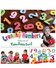 Crunchy Number - English