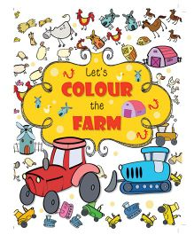 Let's Color the Farm - English
