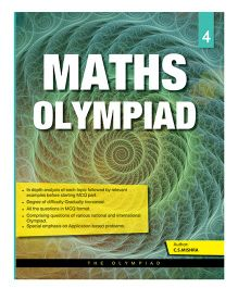 Maths Olympiad 4 - English