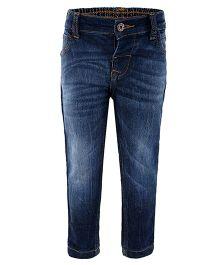 FS Mini Klub Full Length Jeans - Blue