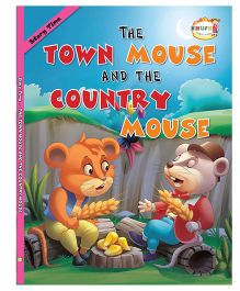 The Town Mouse and The Country Mouse - English