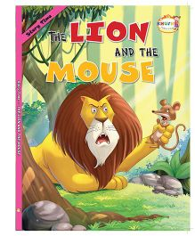The Lion and The Mouse - English