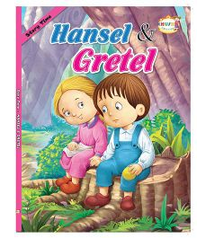 Hansel & Gretel Story Book - English