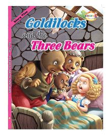 Goldilocks and the Three Bears Story Book - English