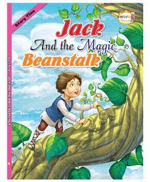 Jack and The Magic Beanstalk Story Book - English