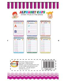 Alphabet Caps Book - English