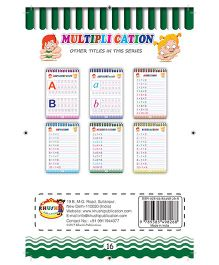 Multiplication Book - English