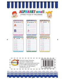 Small Alphabet Writing Book
