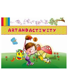 Art And Activity Book 2 - English
