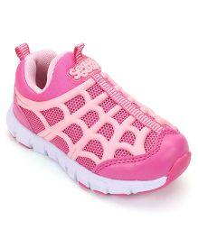 Season Bear Attractive Shoes - Pink
