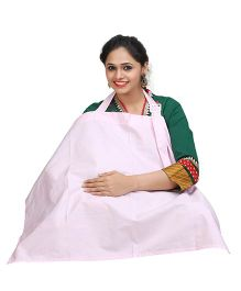 Lulamom Chalk Nursing Cover - Pink