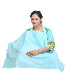 Lulamom Nursing Cover - Light Blue