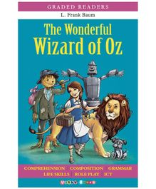 The Wonderful Wizard of OZ Graded Readers - English
