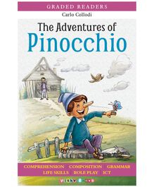The Adventures of Pinochhio Graded Readers - English