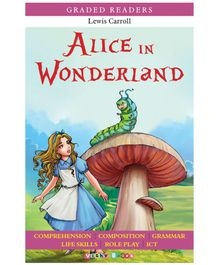 Alice in Wonderland Graded Readers - English
