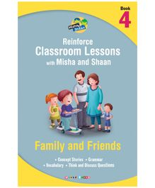 Reinforce Classroom Lessons With Misha And Shan 4 Family and Friends - English