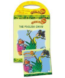 The Foolish Crow - English