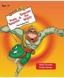 Young Hanuman & Hanuman the Mighty - English