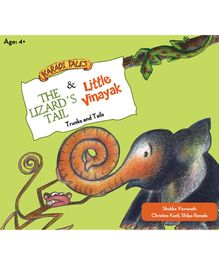 The Lizard's Tail & Little Vinayak - English