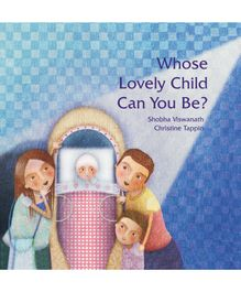 Whose Lovely Child Can You Be - English