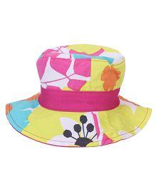 Little Wonder Sun Hat - Multicolour