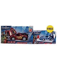 Majorette - 1:16 Avengers Iron Man Thunder