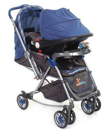Sunbaby Rocking Travel System SB-K614 S - Blue