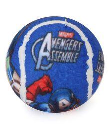 Marvel Avengers Print Tennis Ball - Blue